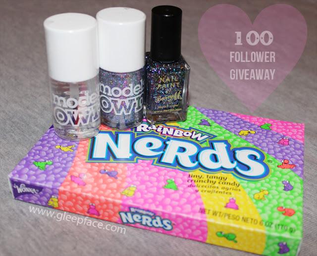 100 Follower Giveaway
