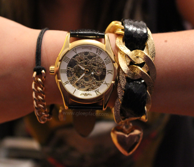What's On My Wrists #1