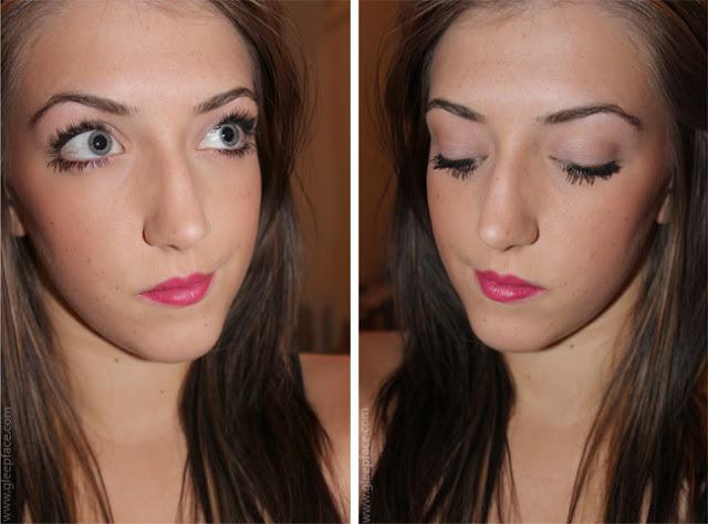 My Makeup: Keeping It Simple