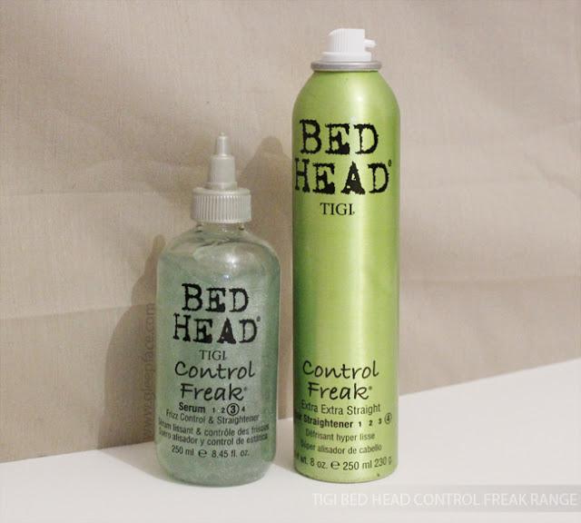 Tigi Bed Head Control Freak Range