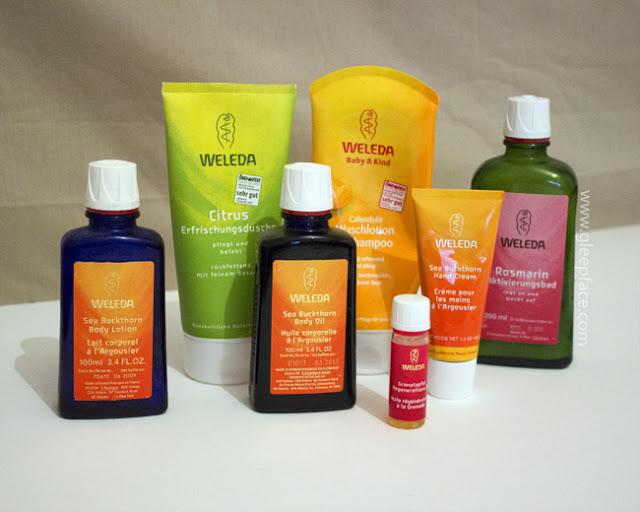Brand Love: Weleda