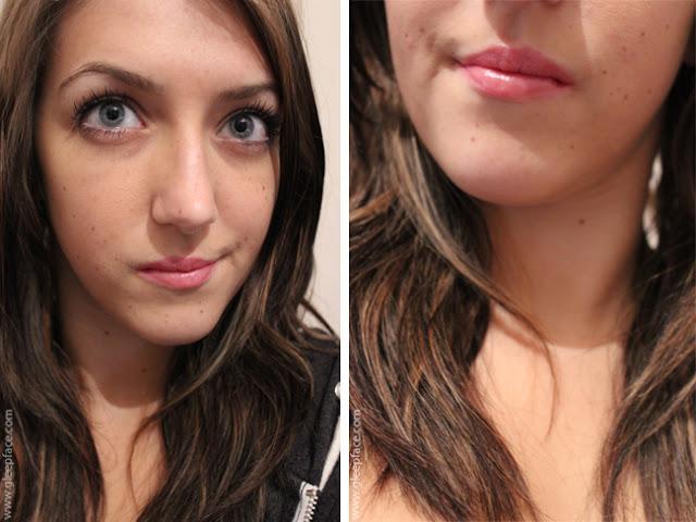 My Makeup: As Makeup Free As I Can Be