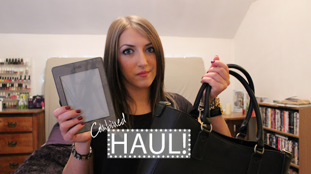 Haul! Primark, Boots, Topshop & my return to YouTube