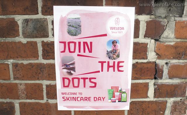 Weleda Skincare Event