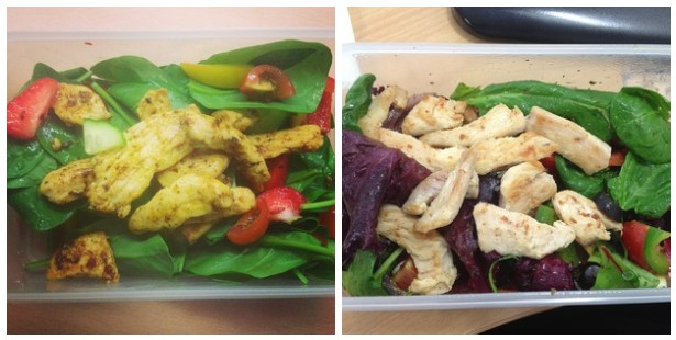 Choosing The Healthy Option – Work Lunches Edition