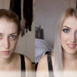Drugstore acne coverage makeup tutorla