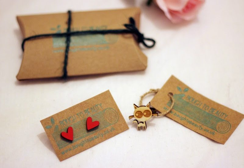 Bough to beauty Upcycled Wooden Jewellery