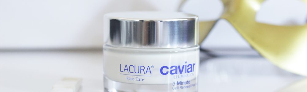 Lacura Caviar Illumination 3 Minute Peel Mask